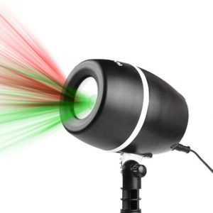 Laser Weihnachtsbeleuchtung
