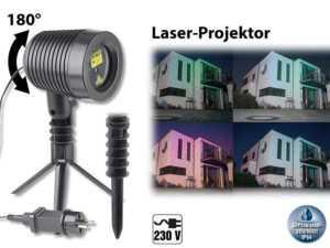 Garten Laser