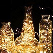 kabellose Weihnachtsbeleuchtung
